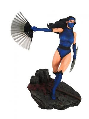 Finished Mortal Kombat II Kitana PVC Diorama