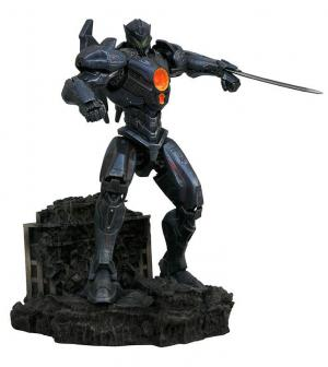 Pacific Rim: Uprising - Gipsy Avenger PVC Diorama Right