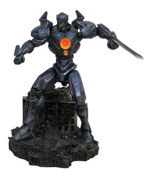 Pacific Rim: Uprising - Gipsy Avenger PVC Diorama Front