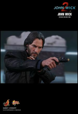 John Wick: Chapter 2 from Hot Toys Shot 11