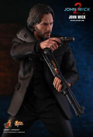 John Wick: Chapter 2 from Hot Toys Shot 2