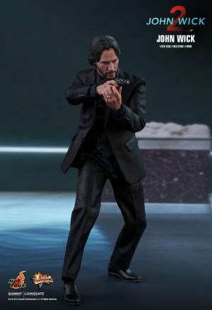 John Wick: Chapter 2 from Hot Toys Shot 5