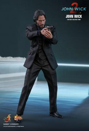 John Wick: Chapter 2 from Hot Toys Shot 6