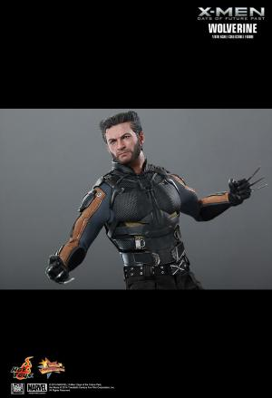 X-Men: Days of Future Past Wolverine Dynamic Articulation