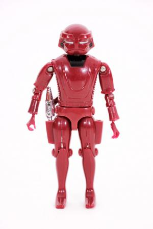Mego Black Hole Robot Sentry Figure 1979